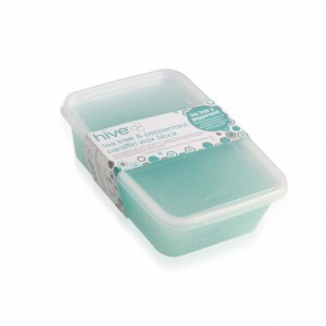 Tea Tree, Peppermint & Patchouli Low Melt Paraffin Wax Block